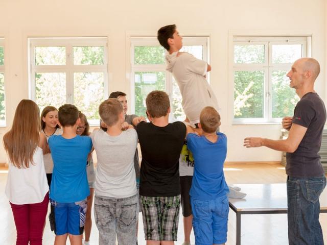 Fallübung im Rahmen sozialpädagogischer Arbeit